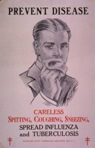 1918 Influenza Poster